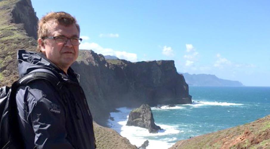 Svein Thue, assisterende banksjef næringsliv i Sparebanken Møre.