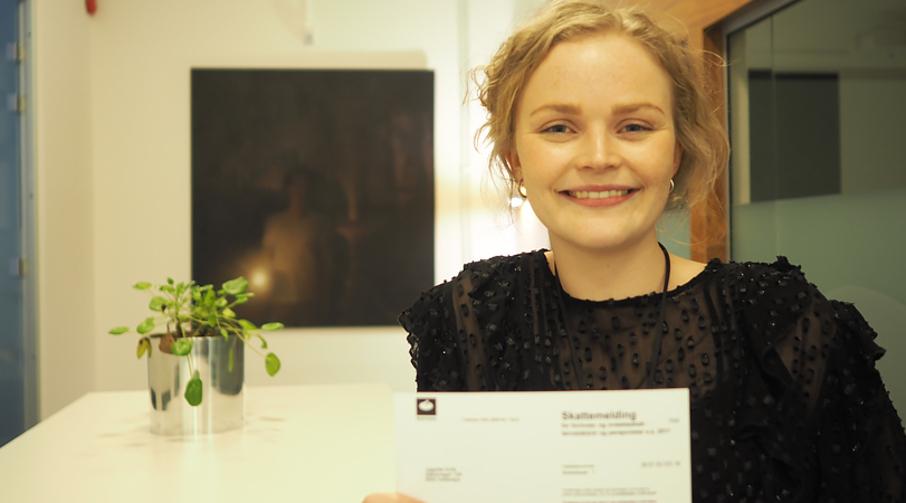 Anita Uggedal, autorisert finansiell rådgiver i Sparebanken Møre.